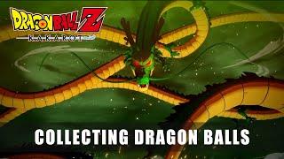 COLLECTING DRAGON BALLS - DRAGON BALL Z: KAKAROT