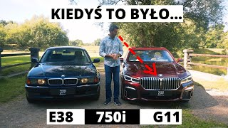 BMW 750i E38 vs G11 - czy to p…