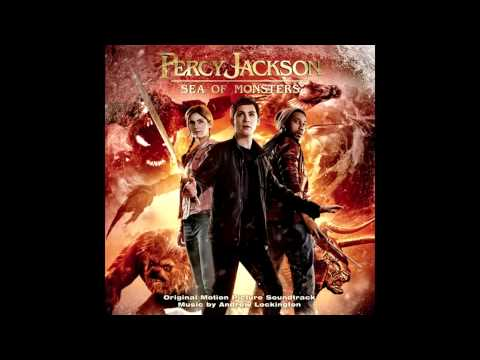 Percy Jackson - Sea Of Monsters [Soundtrack] - 09 - Hippocampus