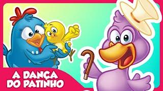 Dança do Patinho - Clipe Música Oficial - Galinha Pintadinha DVD 4