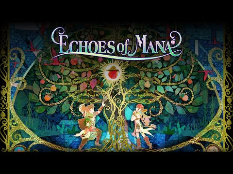 Echoes of Mana   TGS 2021 Trailer