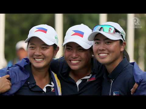 PH Golf Brings Home Two Golds In 2018 Asian Games