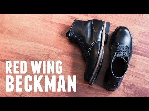 Red Wing Beckman Boots Review — HD