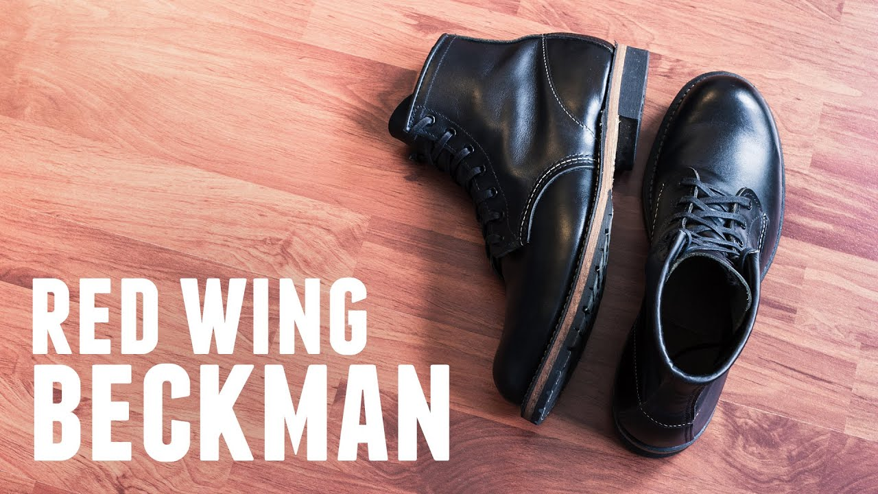 5a25665a2e1 Red Wing Beckman Boots Review — HD by Erik Leung