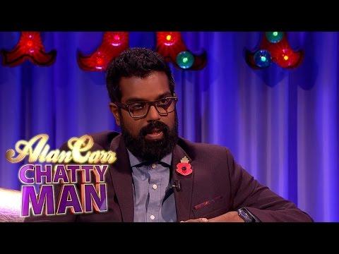 Romesh Ranganathan - Full Interview on Alan Carr: Chatty Man