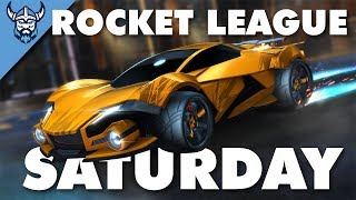[PC] ROCKET LEAGUE SATURDAY - KEY GIVEAWAY EVERY 5 SUBS - Charity Stream