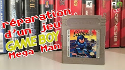Réparation de Mega Man pour Game Boy [LMDLR #23]