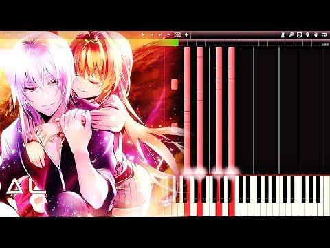 MIDI + SHEET MUSIC + MP3=== Sunday Without God 神さまのいない日曜日ピアノ Owaranai Melody wo Utaidashimashita. (終わらないメロディーを歌いだしました ...