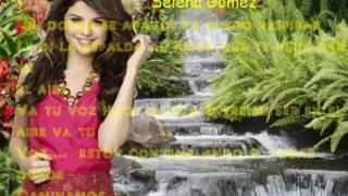 Selena Gomez Fantasma de amor con Letra