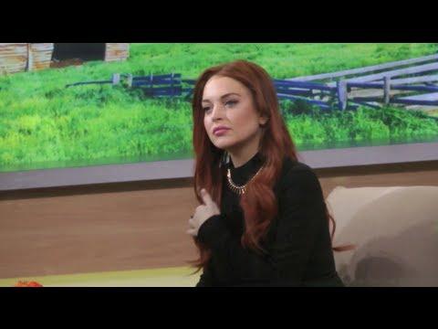 Lindsay Lohan Gaining Weight in Rehab