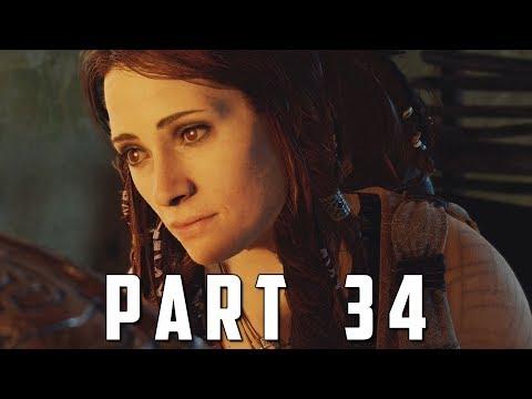 GOD OF WAR Walkthrough Gameplay Part 34 - THE HEART (God of War 4)