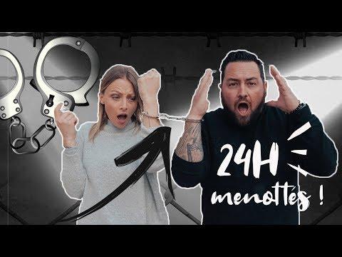 ♡• CHALLENGE 24H MENOTTÉS EN COUPLE ! •♡