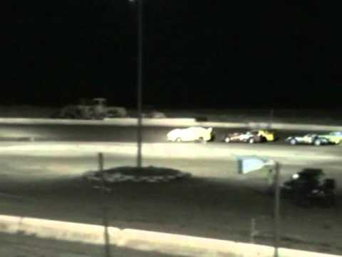 Main Event Win!.... Jimmy Montgomery #8 Super Stock Prescott Valley Raceway May 8th, 2011