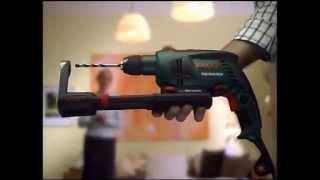 The Bosch PSB 1000 RCA Impact Drill