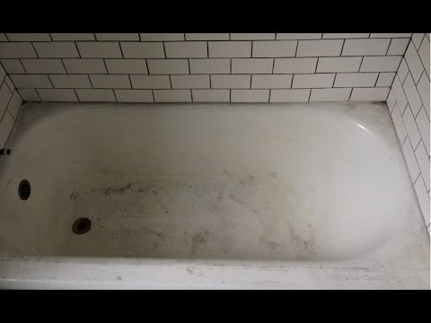 Home Remes For Bathtub Stains And Tiled Walls You