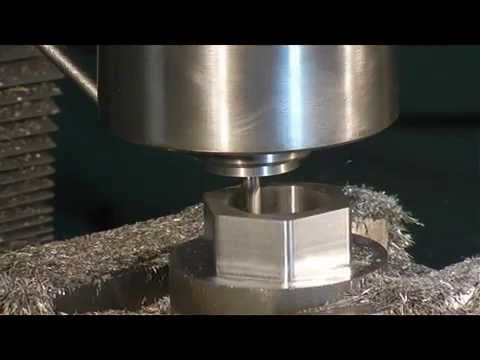 The Max CNC Table Top Mill Machining Steel - CNC Masters