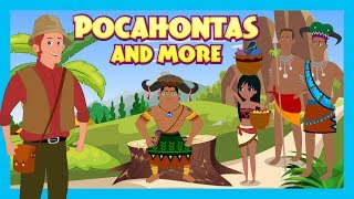 Pocahontas and More Stories For Kids - Animated Story Series For Kids || Tia and Tofu Storytelling