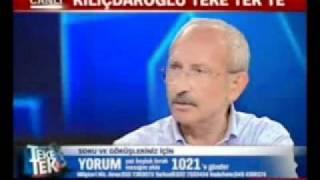 çarkcı Kemal Kılıçdaroğlu 6 saniyede çark etti!