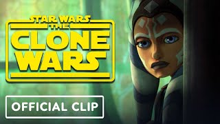 Star Wars: The Clone Wars - Official Season 7 Clip