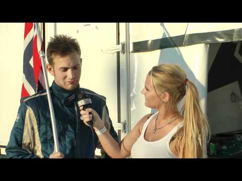 Lars Oivind Enerberg European Champion 2011 interview