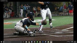 Video Catcher Mauro Jimenez, framing on a rainy day @PerfectGame download MP3, 3GP, MP4, WEBM, AVI, FLV Agustus 2018