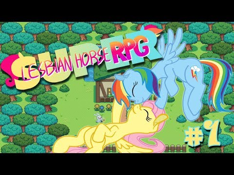 Super Lesbian Horse RPG - 1 - Part one the first