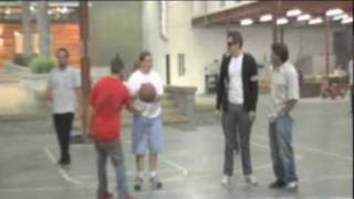 Knoxville and Eddie Go to the Dyrdek Fantasy Factory