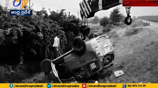 Two killed in accident at Suryapet