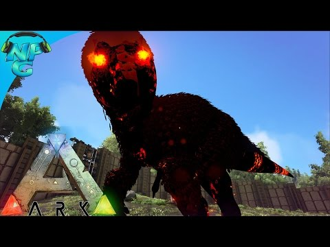 ARK Survival Evolved  - Annunaki Genesis - Raphus the Celestial and Wardens for Days! Modded S2E34
