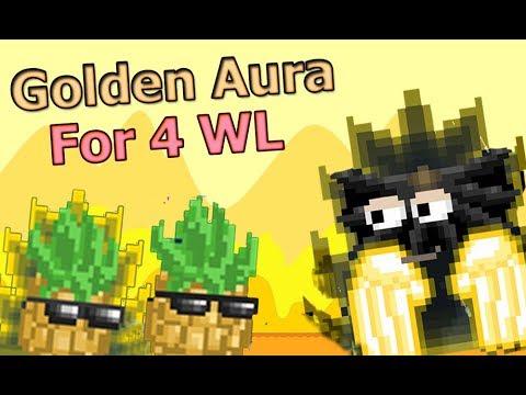 how to make aura growtopia