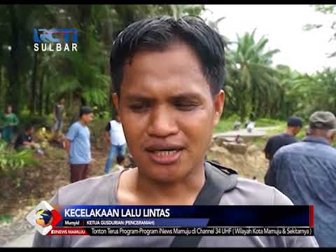 Kecelakaan LaluLintas   Seputar iNews Sulbar   22-05-2018