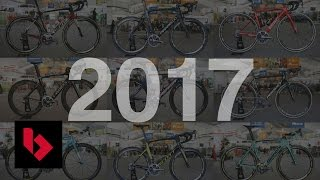 Pro Road Bikes of the 2017 WorldTour
