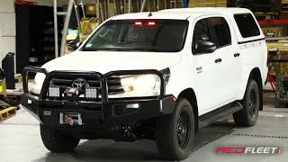 How To Reset Timing Belt Light Toyota Hilux