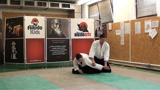 suwari waza tsuki ikkyo [AIKIDO]  basic technique