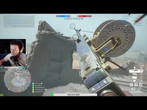 Battlefield 1 - Twitch moments and owning thumbnail