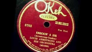 Louis Armstrong And His Orchestra - Knockin
