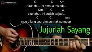 Kunci Gitar SANDIWARA CINTA - Repvblik | Gampang Banget
