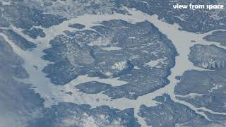 The biggest ancient Asteroid craters on Earth. The first part