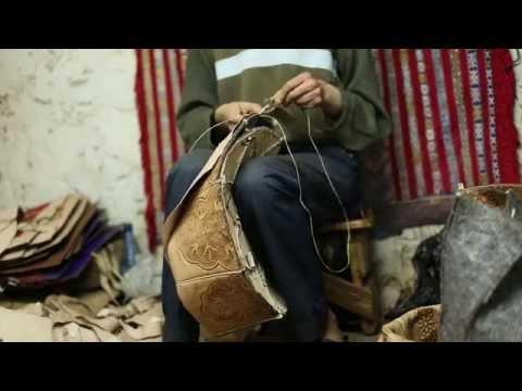 Morocco In Motion - Les artisans de la médina de Fès #2