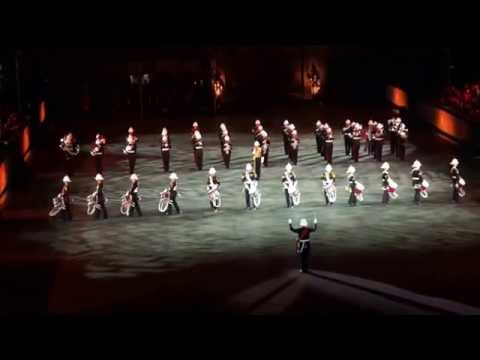 The Band of HM Royal Marines   Basel Tattoo 2016   Full Show   HD