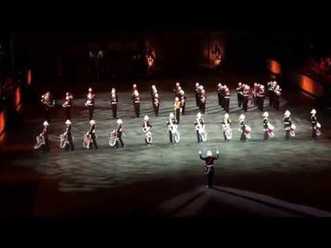 The Band of HM Royal Marines   Basel Tattoo 2016   Full Show   HD
