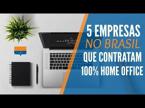 5 Empresas que contratam 100% Home Office / TRABALHAR EM CASA