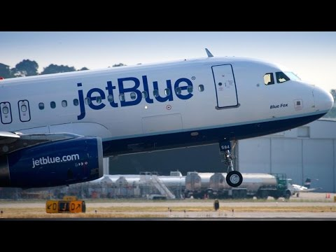 JetBlue Shares Climbs on Expanding Service to Boston