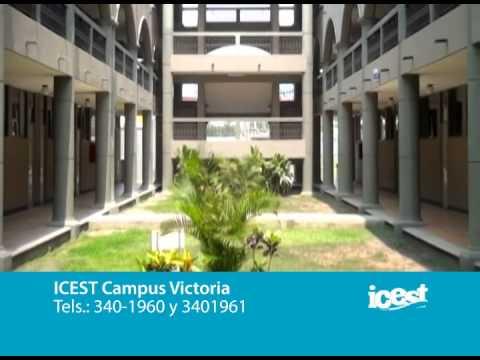 ICEST- Campus Victoria - Área de Ingeniería y Ciencias