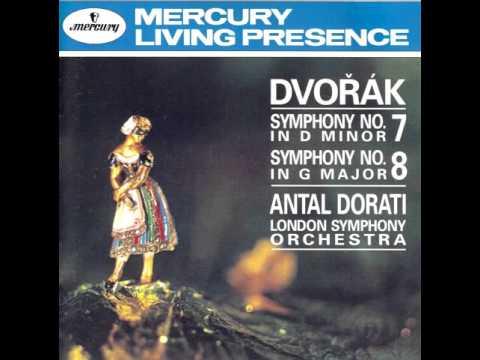 Dvorak - Symphony No. 7 (Dorati, LSO)