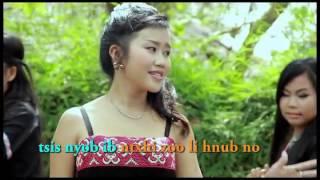 Nkauj Noog Hawj - tsis txhob xaiv xaiv instrumenta/karaoke [HmongSub]l