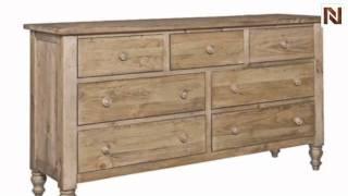 Kincaid 33-160 Homecoming Triple Dresser