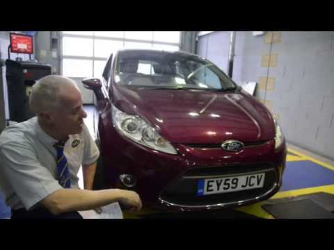 Easy Checks Help Your Vehicle Pass its MOT Test