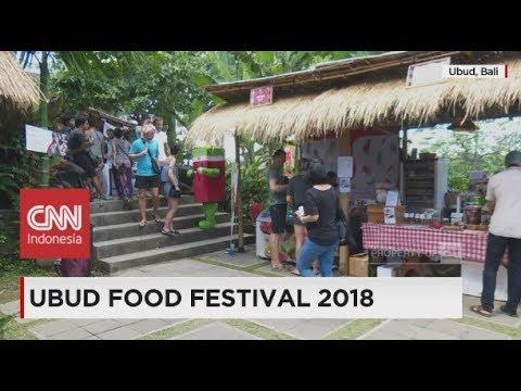 Wow! Ada 100 Koki Dalam & Luar Negeri di Ubud Food Festival 2018