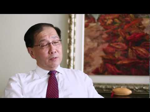 John Chuang, Group CEO, Petra Foods Limited